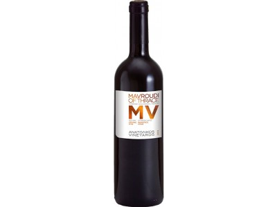 ANATOLIKOS VINEYARDS MV MAVROUDI BIO 2017