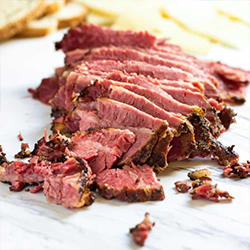BEEF PASTRAMI FROM TRIKALA